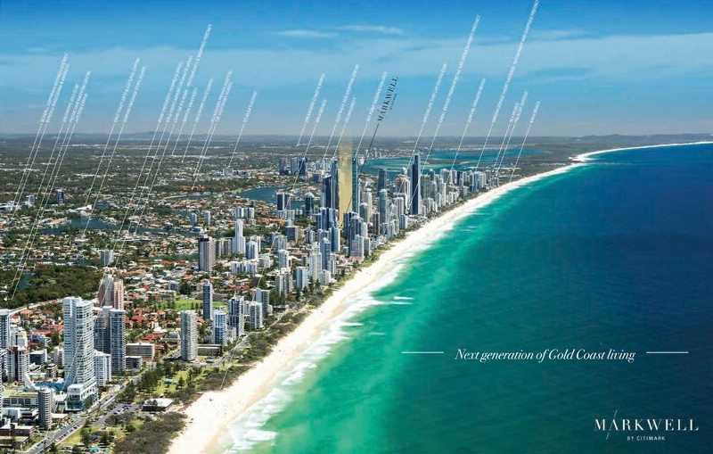 302 Cnr of Markwell Ave & Surfers Paradise Boulevard, Surfers Paradise - Apartment for Sale in Surfers Paradise