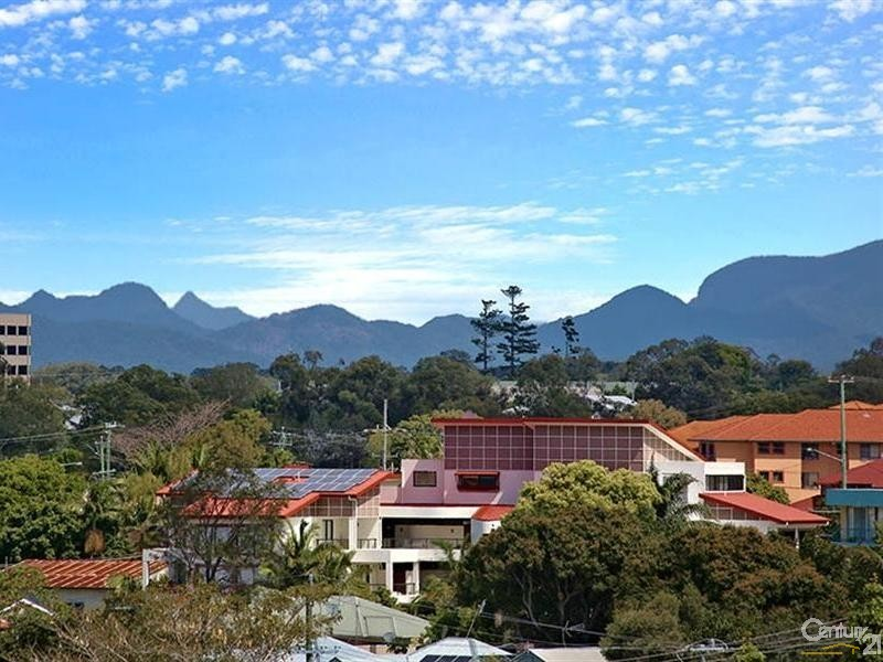 View west over the Hinterland - 27/136 Marine Parade, Southport - Apartment for Sale in Southport