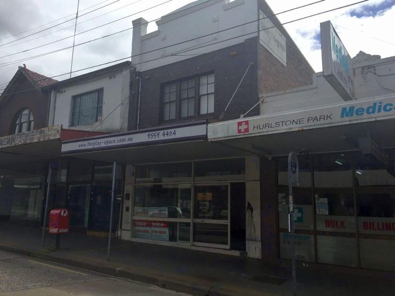 861 New Canterbury Road, Hurlstone Park - Retail Property for Lease in Hurlstone Park