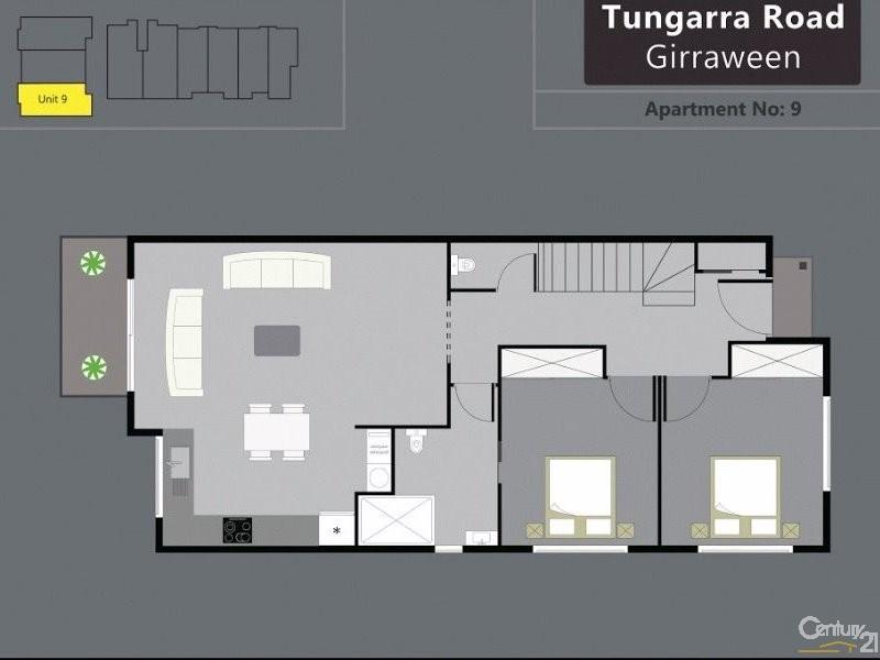 7-9/23 Tungarra Road, Girraween - Townhouse for Sale in Girraween