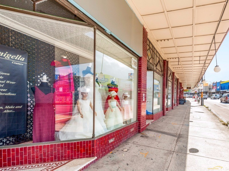 398 Parramatta Road , Petersham - Retail Commercial Property for Sale in Petersham