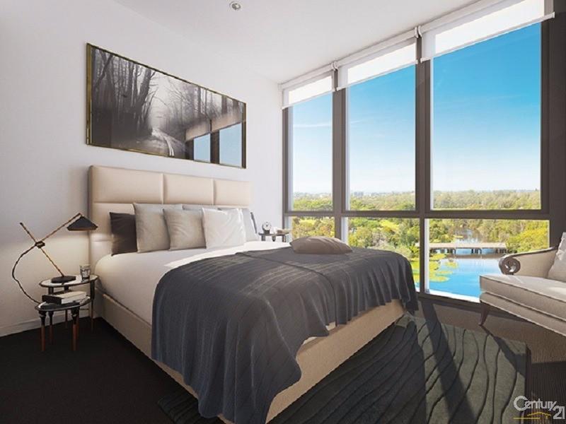 Bedroom - 330 Church Street, Parramatta - Apartment for Sale in Parramatta