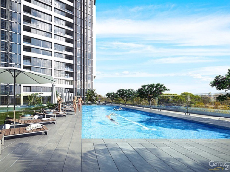 Pool - 330 Church Street, Parramatta - Apartment for Sale in Parramatta