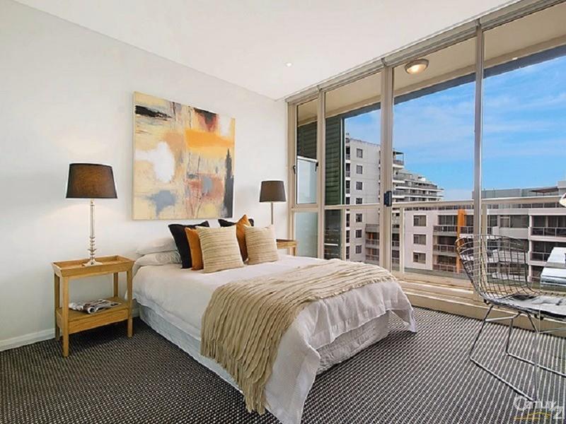 Main Bedroom - 8 Lachlan Street, Waterloo - Apartment for Sale in Waterloo