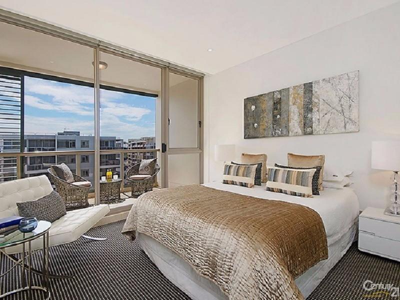 2nd Bedroom - 8 Lachlan Street, Waterloo - Apartment for Sale in Waterloo