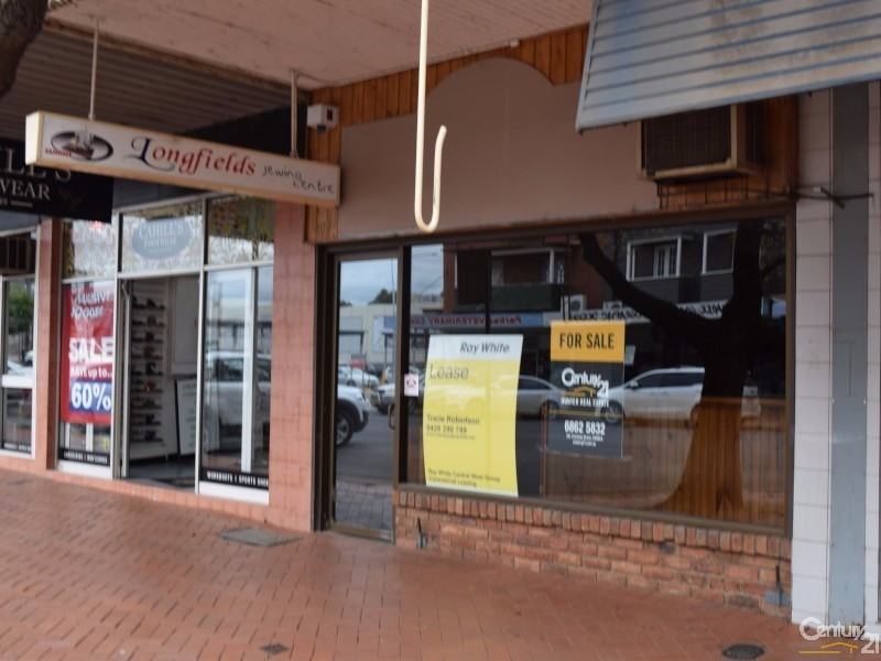 257 Clarinda Street, Parkes - Retail Commercial Property for Sale in Parkes
