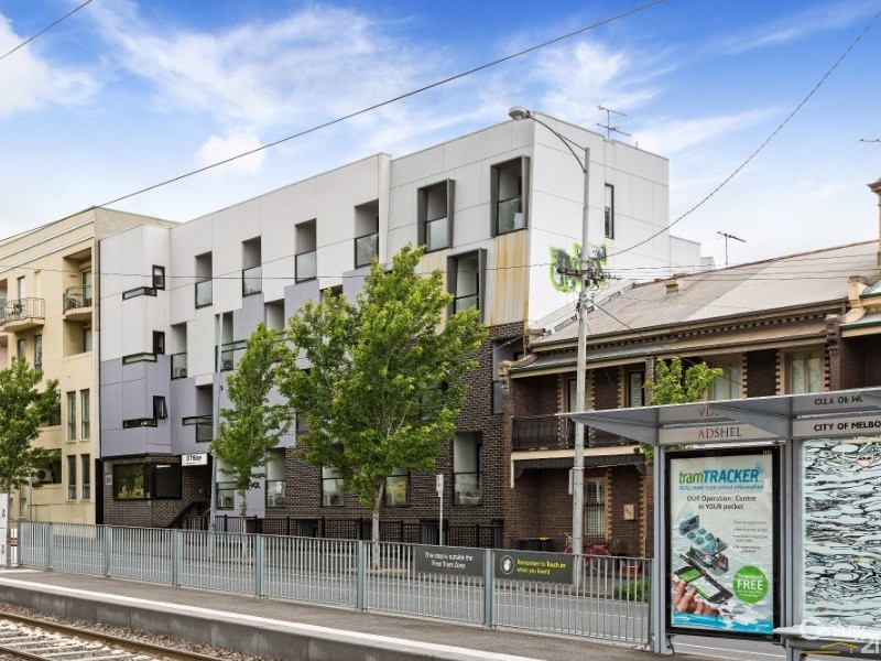 306/188 Peel Street, North Melbourne - Apartment for Sale in North Melbourne