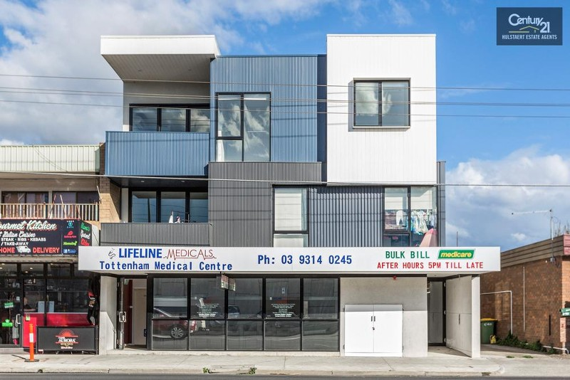 102/165 Sunshine Road, West Footscray - Unit for Sale in West Footscray