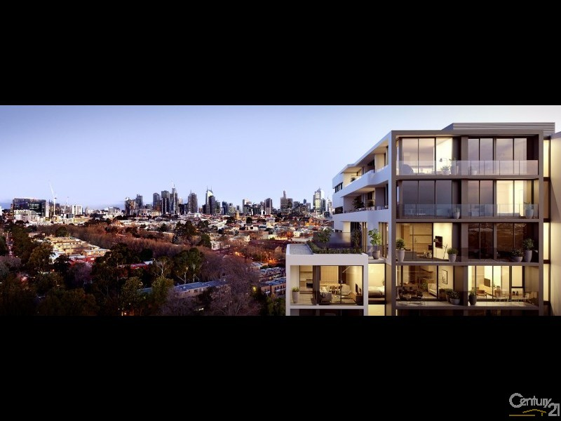 108 Haines Street, North Melbourne - Apartment for Sale in North Melbourne