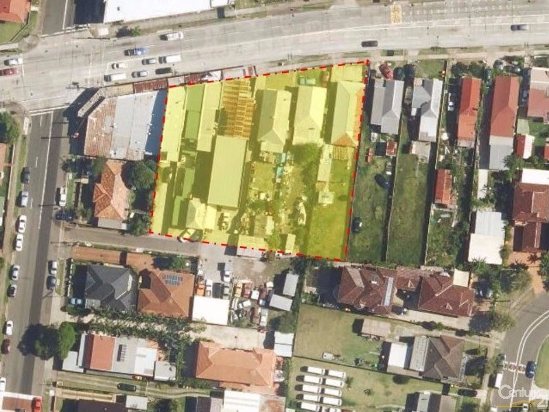 Commercial Land/Development Property for Sale in Punchbowl NSW 2460