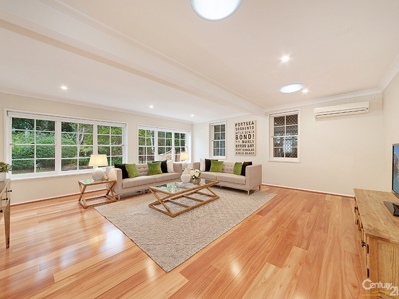 11 Lucinda Ave, Wahroonga - House for Sale in Wahroonga