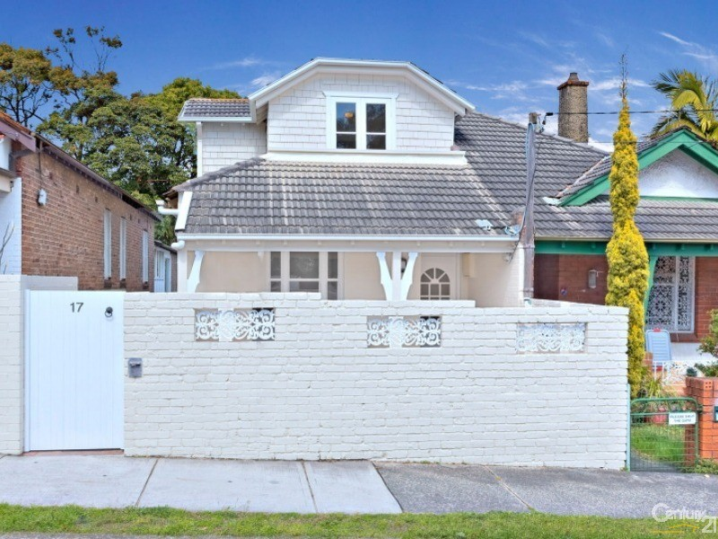 17 Beaumont Street, Rose Bay - House for Rent in Rose Bay