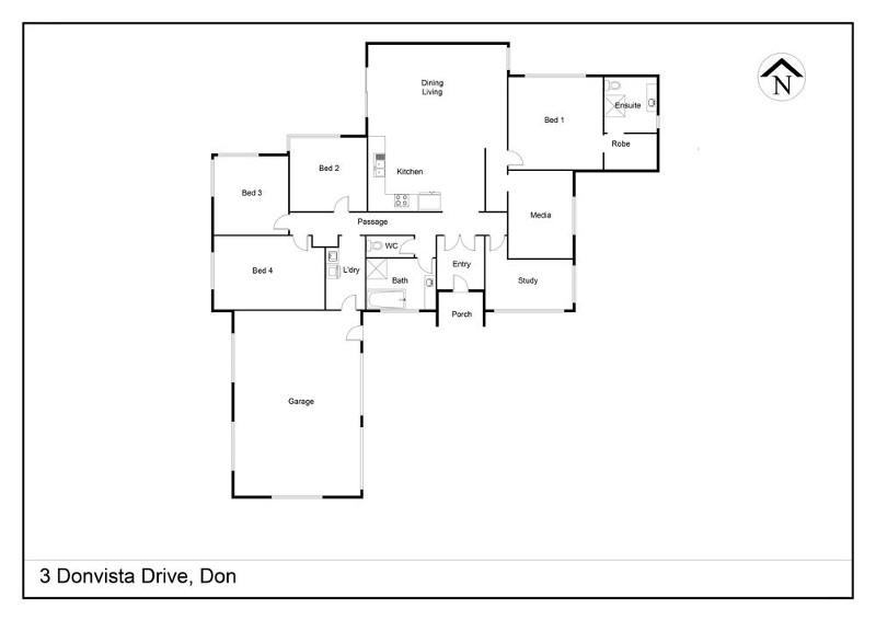 3 Donvista Drive, Don - House for Sale in Don