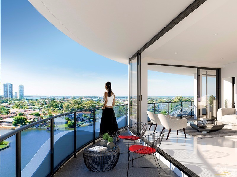 5 Harbour Side Court, Harbour Town, Biggera Waters - Apartment for Sale in Biggera Waters