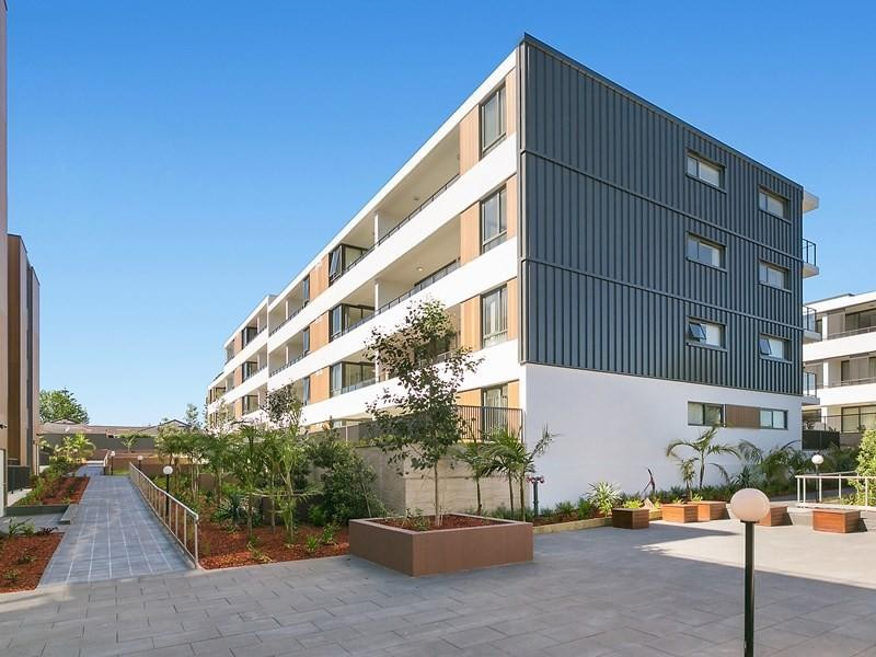 B402/1-9 Allengrove Cresent, North Ryde - Apartment for Sale in North Ryde