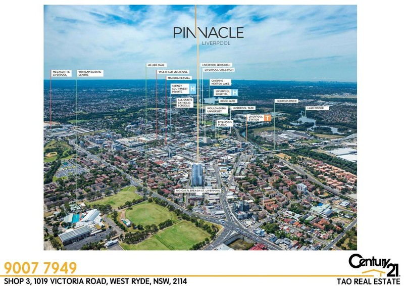 Photo of development - The Pinnacle