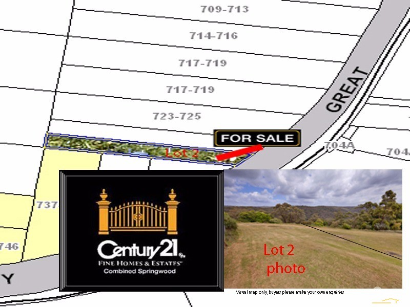Lot 2/726 Great Western Highway, Faulconbridge - Land for Sale in Faulconbridge