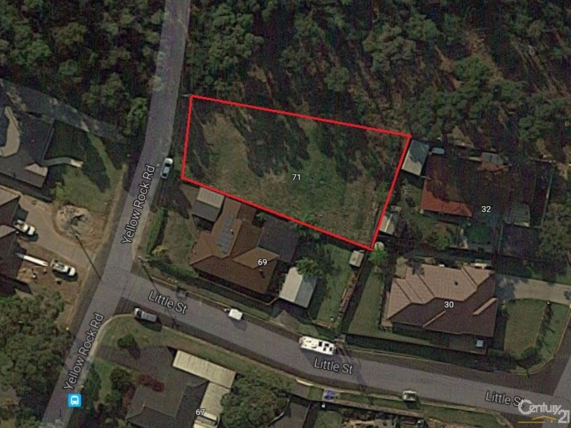 71 Yellow Rock Road , Yellow Rock - Land for Sale in Yellow Rock