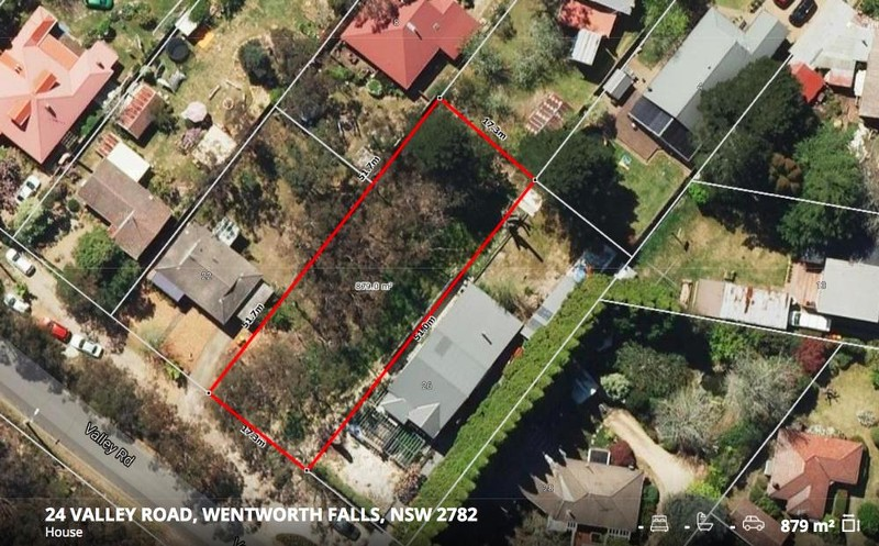 24 Valley Rd, Wentworth Falls - Land for Sale in Wentworth Falls