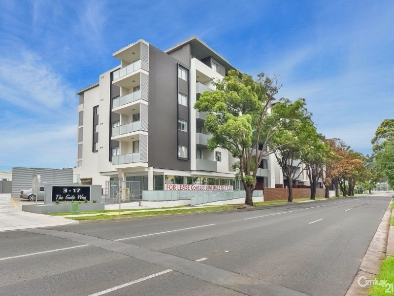 63/3-17 Queen Street, Campbelltown - Apartment for Sale in Campbelltown