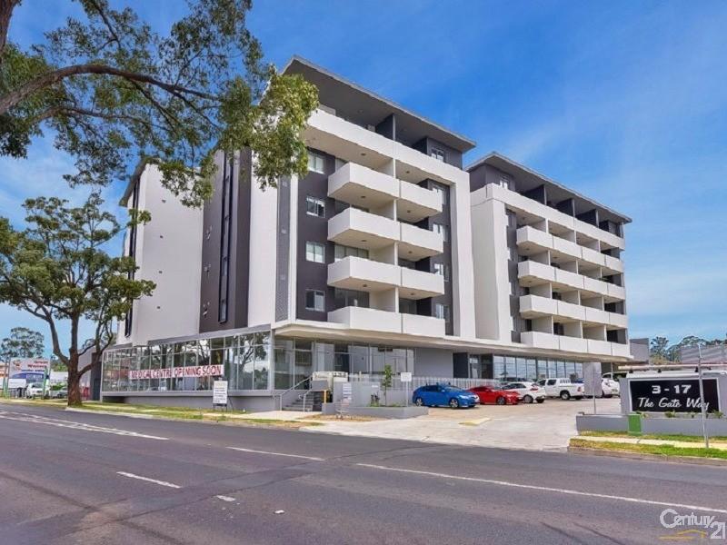 9/3-17 Queen Street, Campbelltown - Apartment for Sale in Campbelltown