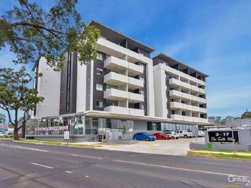 32/3-17 Queen Street, Campbelltown - Apartment for Rent in Campbelltown