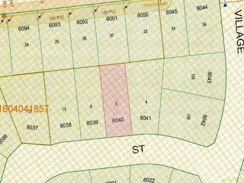 Lot 8040 Kew Street, Gregory Hills - Land for Sale in Gregory Hills