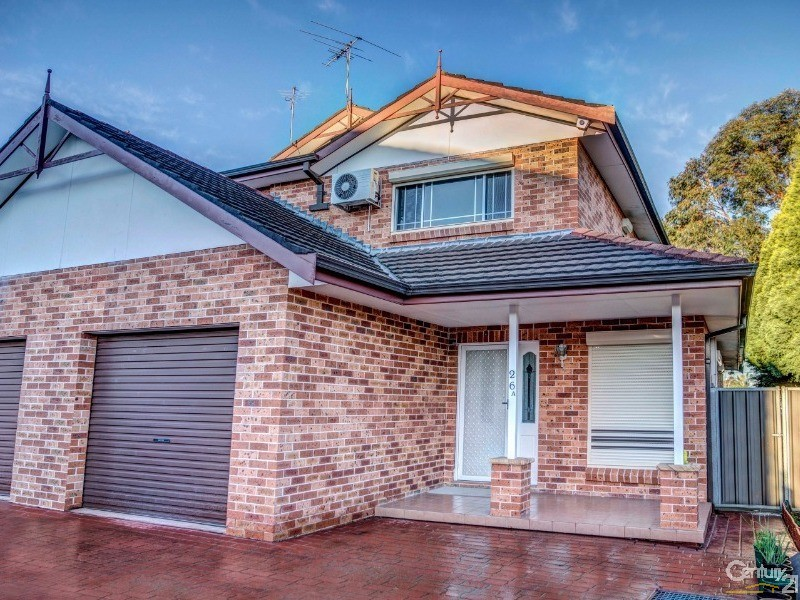 26A Corriedale Street, Wakeley - Duplex for Sale in Wakeley
