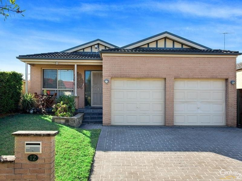 12 Adriatic Street, Kellyville Ridge - House for Sale in Kellyville Ridge