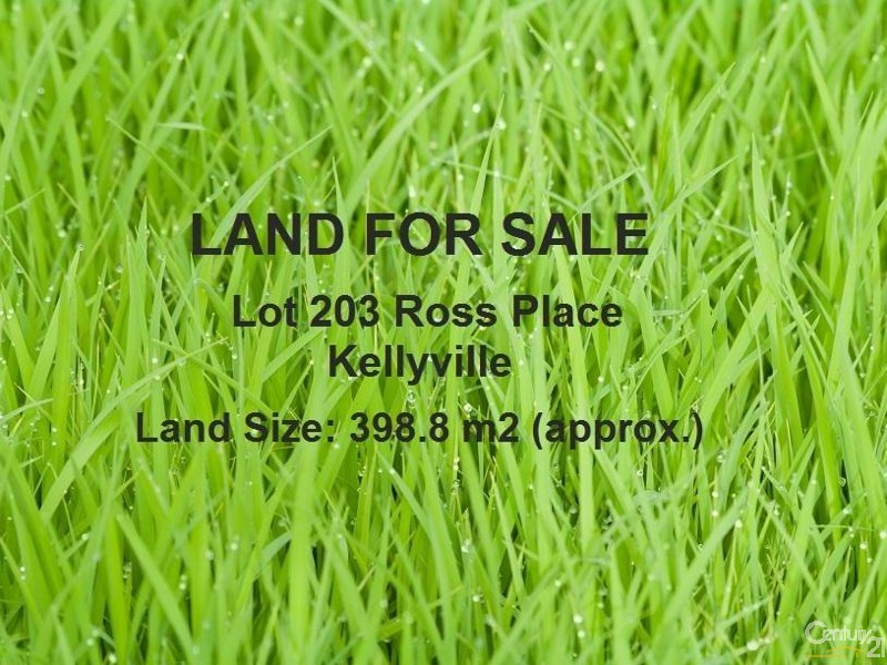 Lot 203 Ross Place, Kellyville - Land for Sale in Kellyville