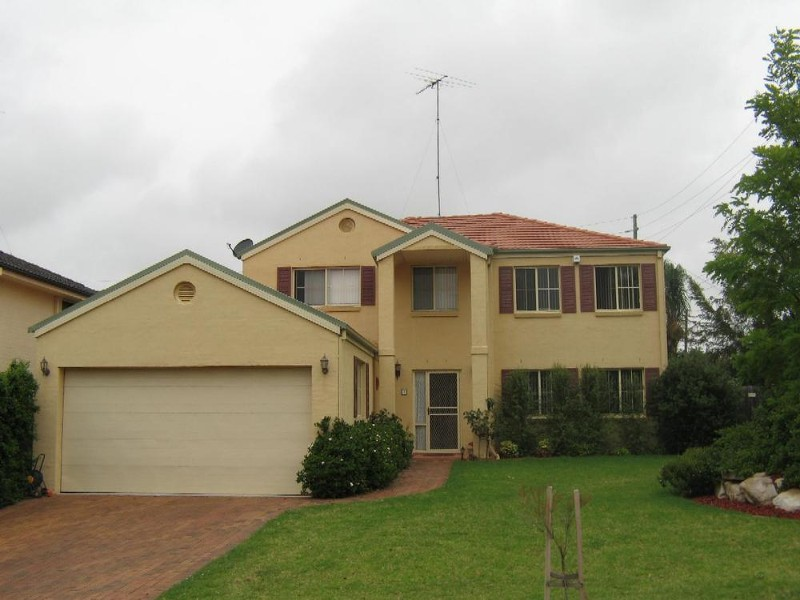 House for Sale in Kellyville NSW 2155