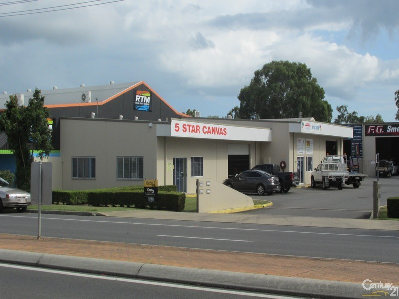 1/8-10 Boat Harbour Drive, Hervey Bay - Industrial Property for Sale in Hervey Bay