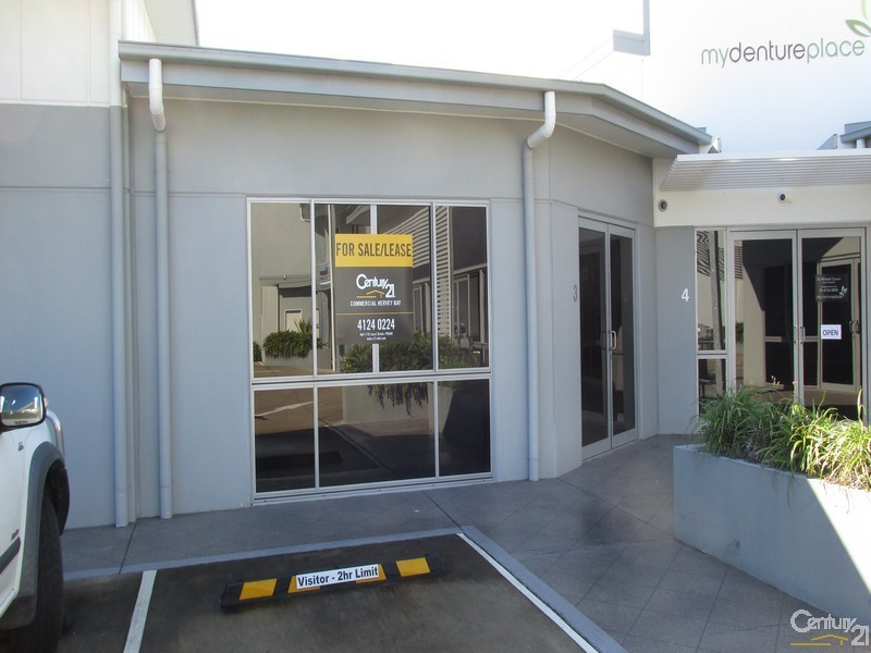 3/10 Liuzzi Street, Pialba - Medical/Consulting Property for Lease in Pialba