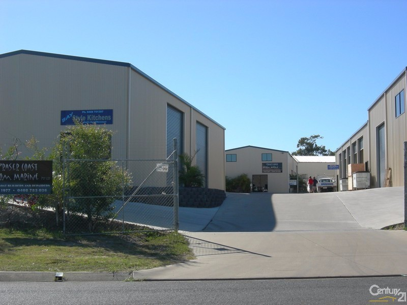 4/12 Driftwood Court, Hervey Bay - Industrial Property for Sale in Hervey Bay