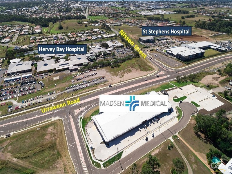 Madsen Medical Centre Hervey Bay, Urraween - Medical/Consulting Commercial Property for Sale in Urraween