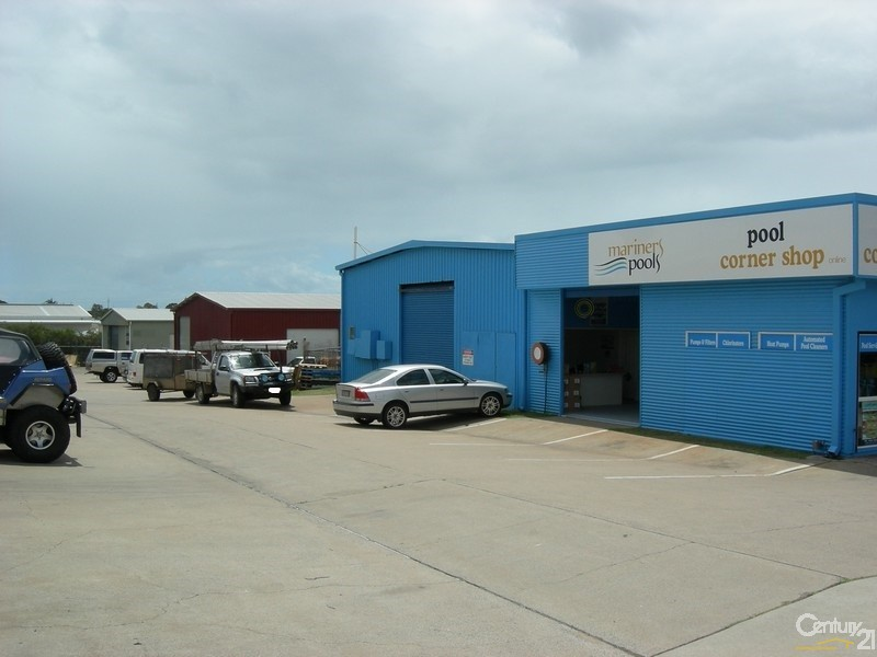 84 Boat Harbour Drive, Hervey Bay - Industrial Property for Lease in Hervey Bay