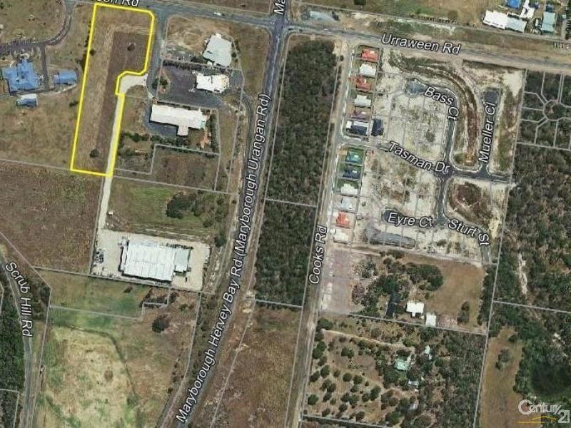 222 Urraween Road, Urraween - Commercial Land/Development Property for Sale in Urraween
