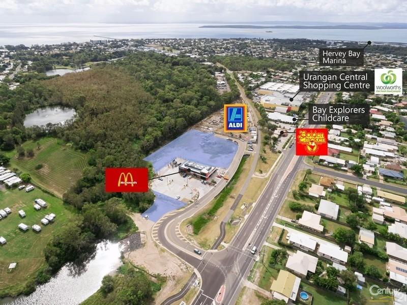 Boat Harbour Drive, Urangan - Commercial Land/Development Property for Sale in Urangan