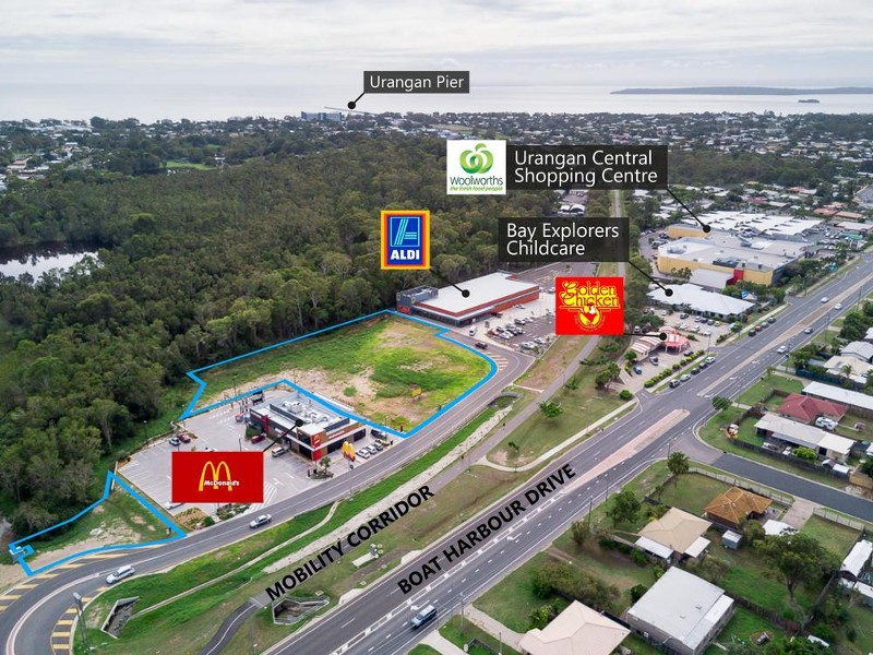 Off Boat Harbour Drive, Urangan - Commercial Land/Development Property for Sale in Urangan