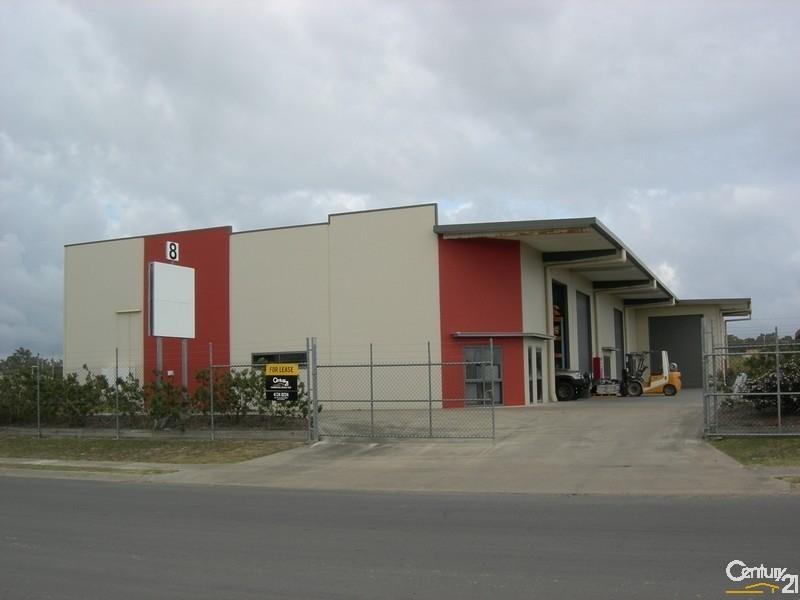 8 Enterprise Court, Dundowran - Industrial Property for Sale in Dundowran