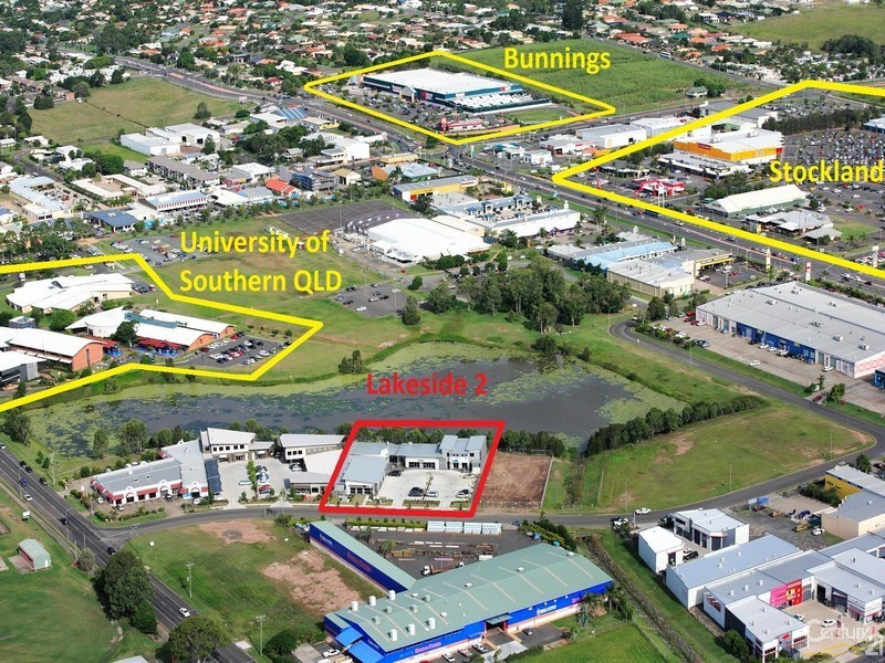 6 & 7/10 Liuzzi Street, Hervey Bay - Office Space Commercial Property for Sale in Hervey Bay