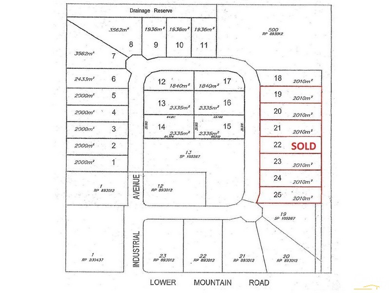 19-21 and 23 Industrial Avenue, Dundowran - Commercial Land/Development Property for Sale in Dundowran