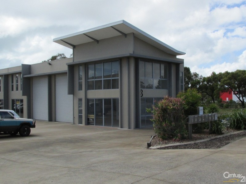9/3 Southern Cross Circuit, Urangan - Industrial Property for Lease in Urangan