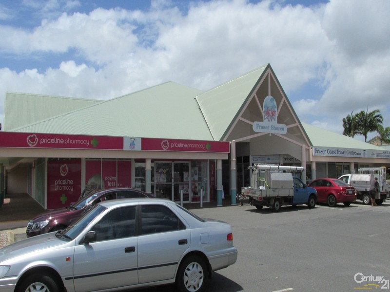 81 Boat Harbour Drive, Pialba - Medical/Consulting Property for Lease in Pialba
