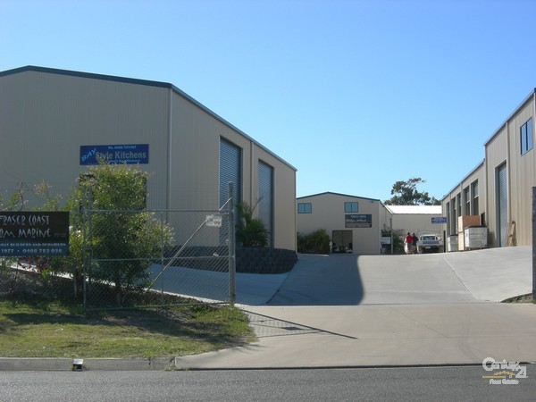 4/12 Driftwood Court, Urangan - Industrial Property for Lease in Urangan