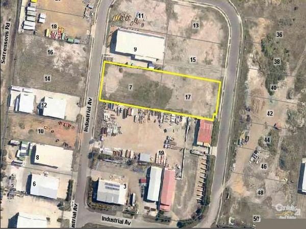 7 & 17 Industrial Avenue, Dundowran - Commercial Land/Development Property for Sale in Dundowran