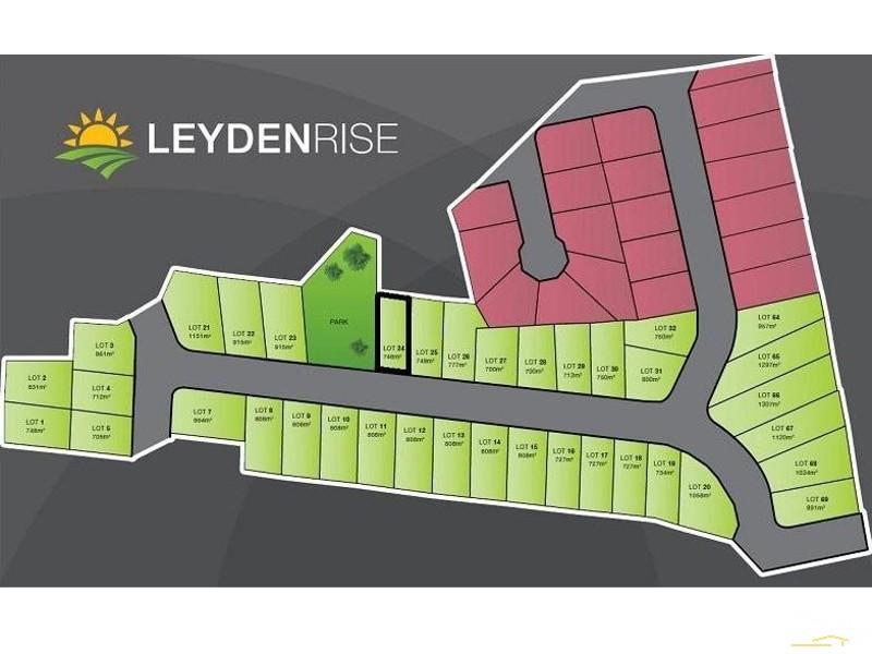 Lot 24 Leyden Rise, Oakey - Land for Sale in Oakey