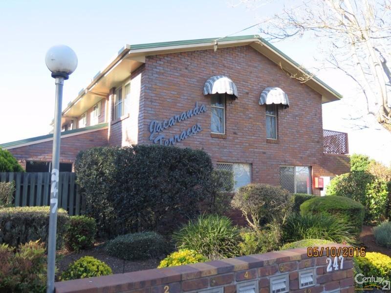7/247 Herries Street, Newtown - Unit for Rent in Newtown