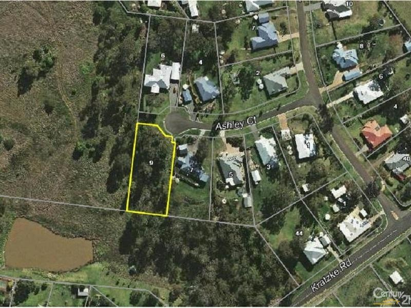 9 Ashley Court , Highfields - Land for Sale in Highfields