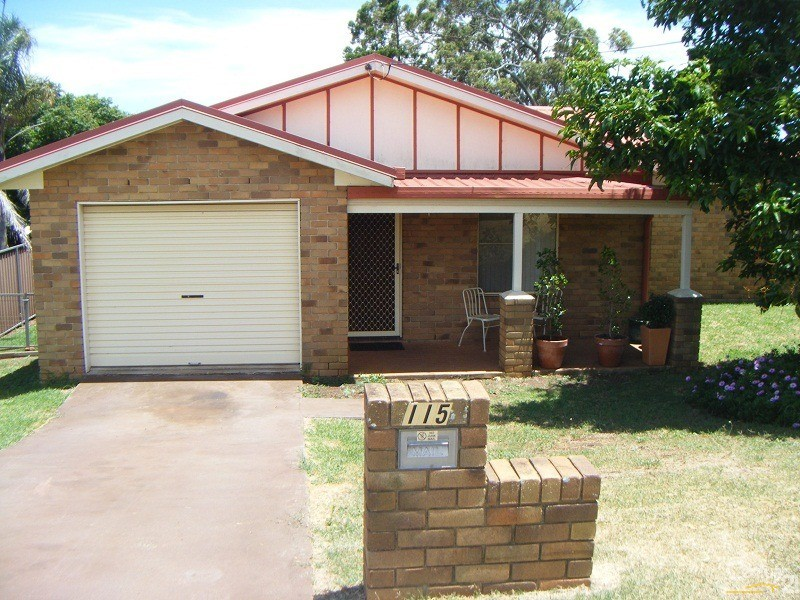 115 Gorman Street, Darling Heights - House for Rent in Darling Heights